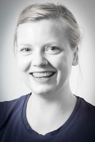 Christin Gäbel, Deutsch, Englisch