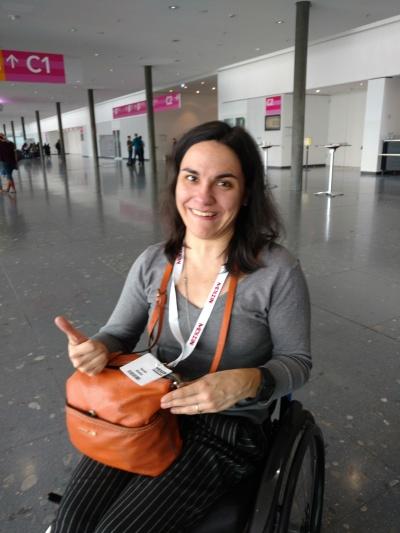 Sarah Riehle, Deutsch, Englisch, Spanisch